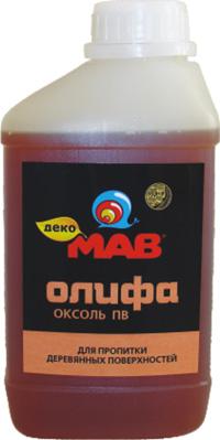 Олифа оксоль ПВ