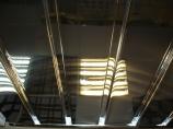 Реечный потолок Супер Хром